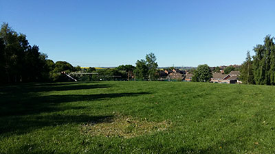 Whiston Green Spaces