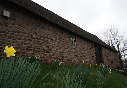 Manorial Barn